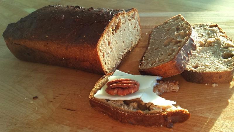 Brot glutenfrei kohlenhydratarm low carb