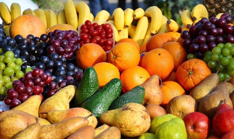 frisches obst gesund obst basisch vitamine